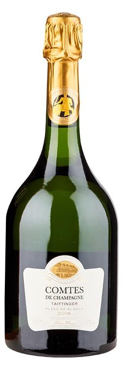 Taittinger Comtes de Champagne Brut Blanc de Blancs 2007