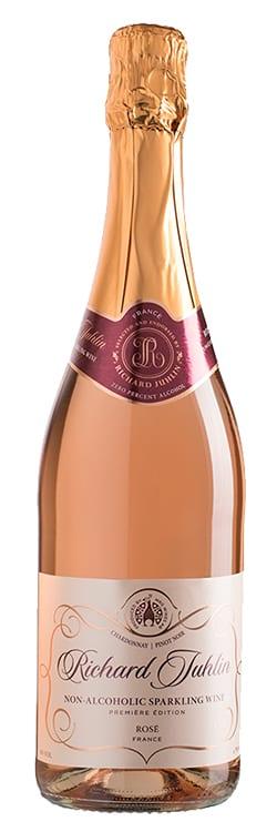 Richard Juhlin Non-Alcoholic Sparkling Wine Rosé