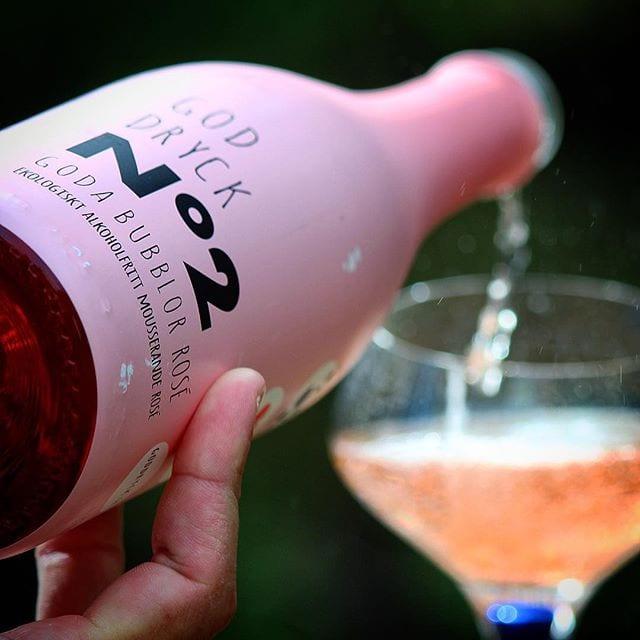 GodDryck No 2 Goda Bubblor Rosé