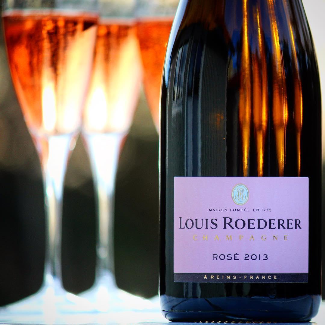 Louis Roederer Brut Rosé 2013