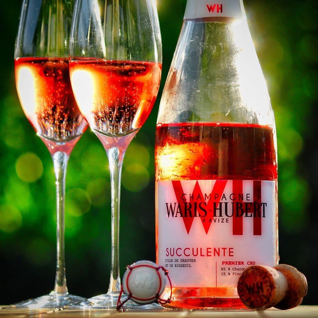 Waris-Hubert Succulente Rosé