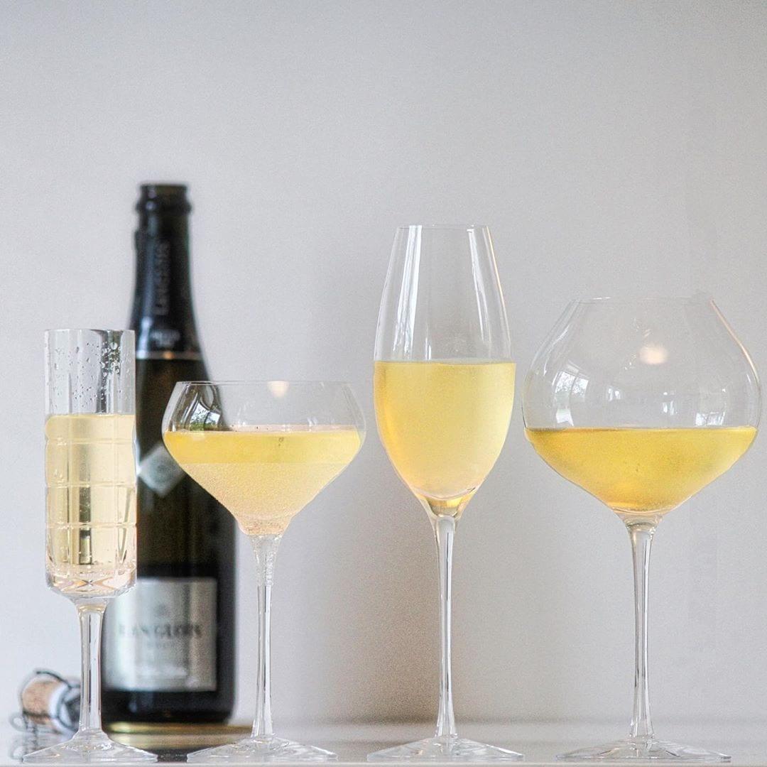 Bästa glaset för bubbel