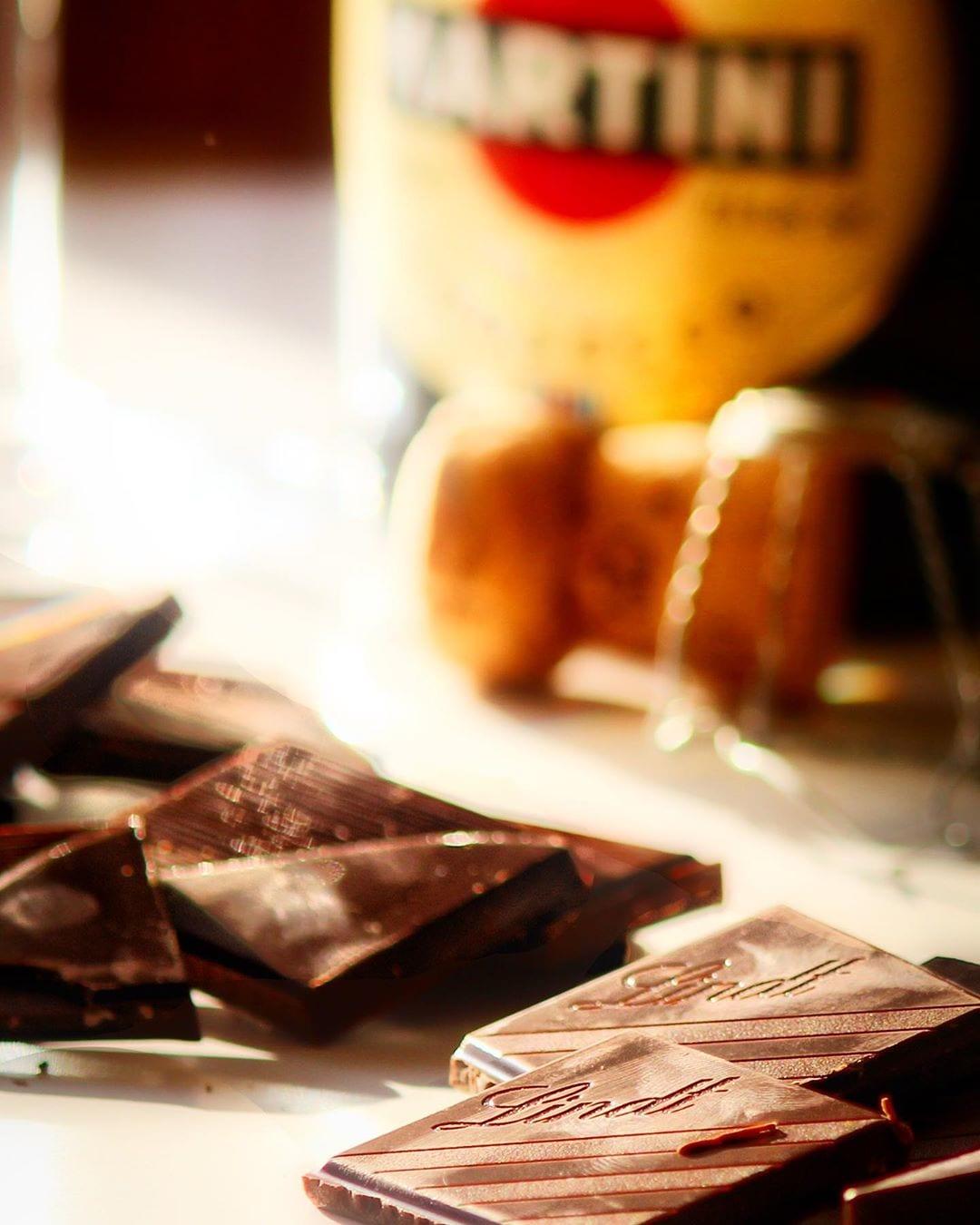 Bubbel och choklad