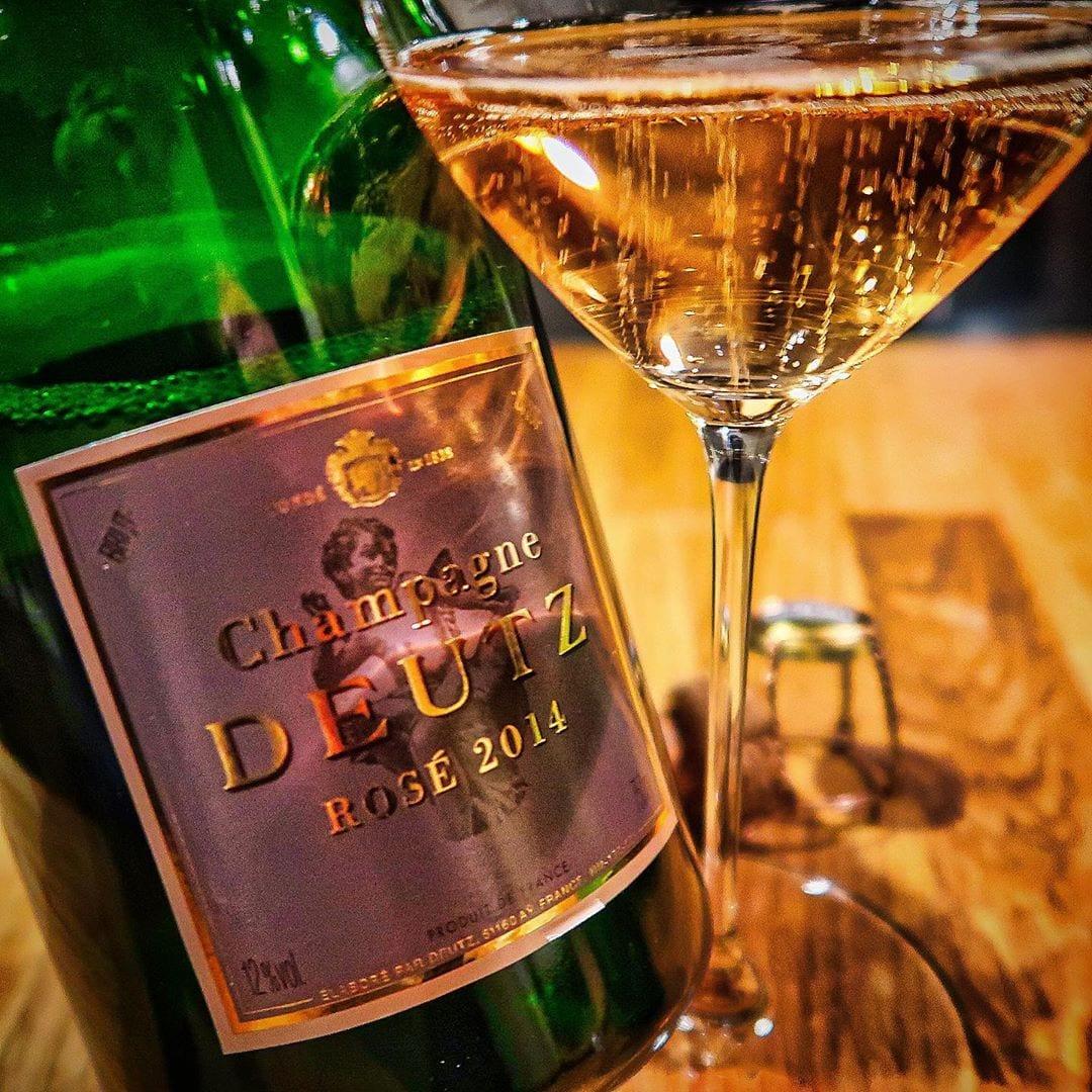 Deutz Rosé Vintage 2014