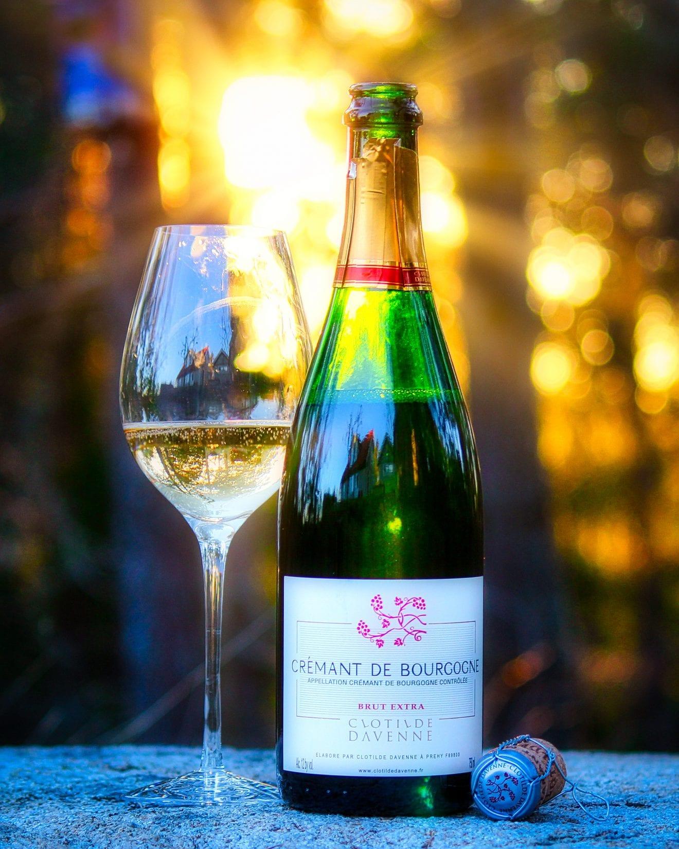 Clotilde Davenne Crémant de Bourgogne Extra Brut