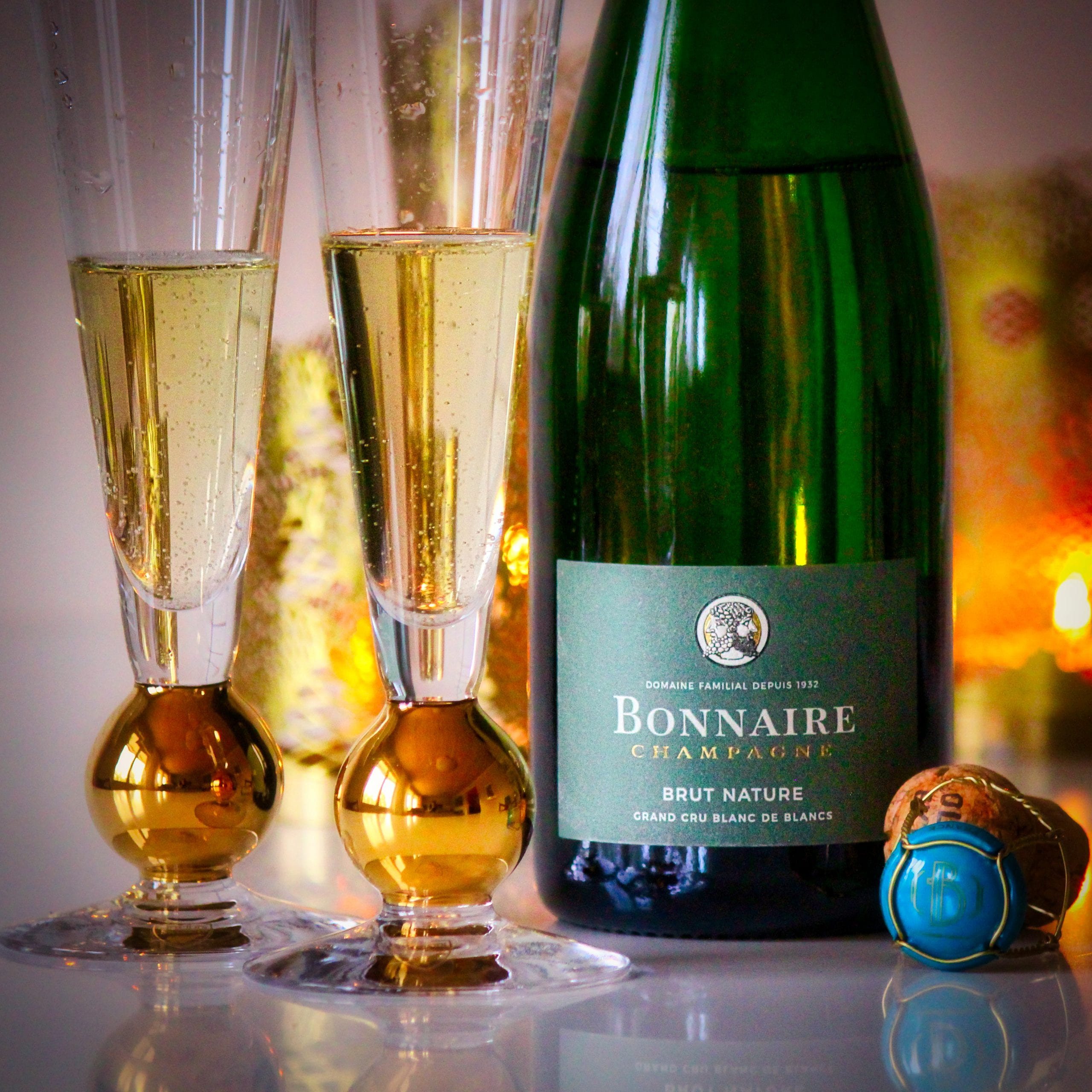 Bonnaire Grand Cru Blanc de Blancs Brut Nature