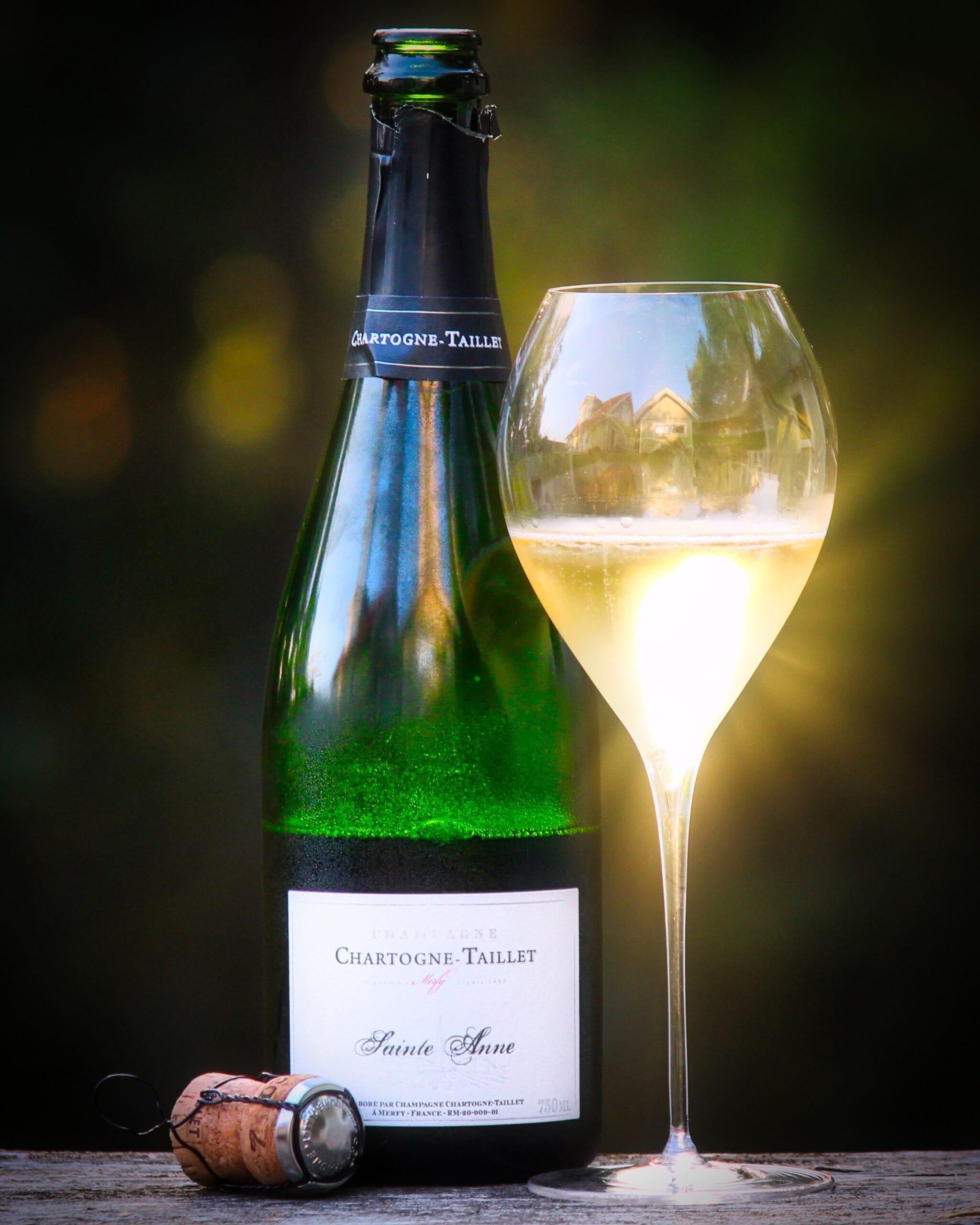 Chartogne-Taillet Cuvée Sainte Anne