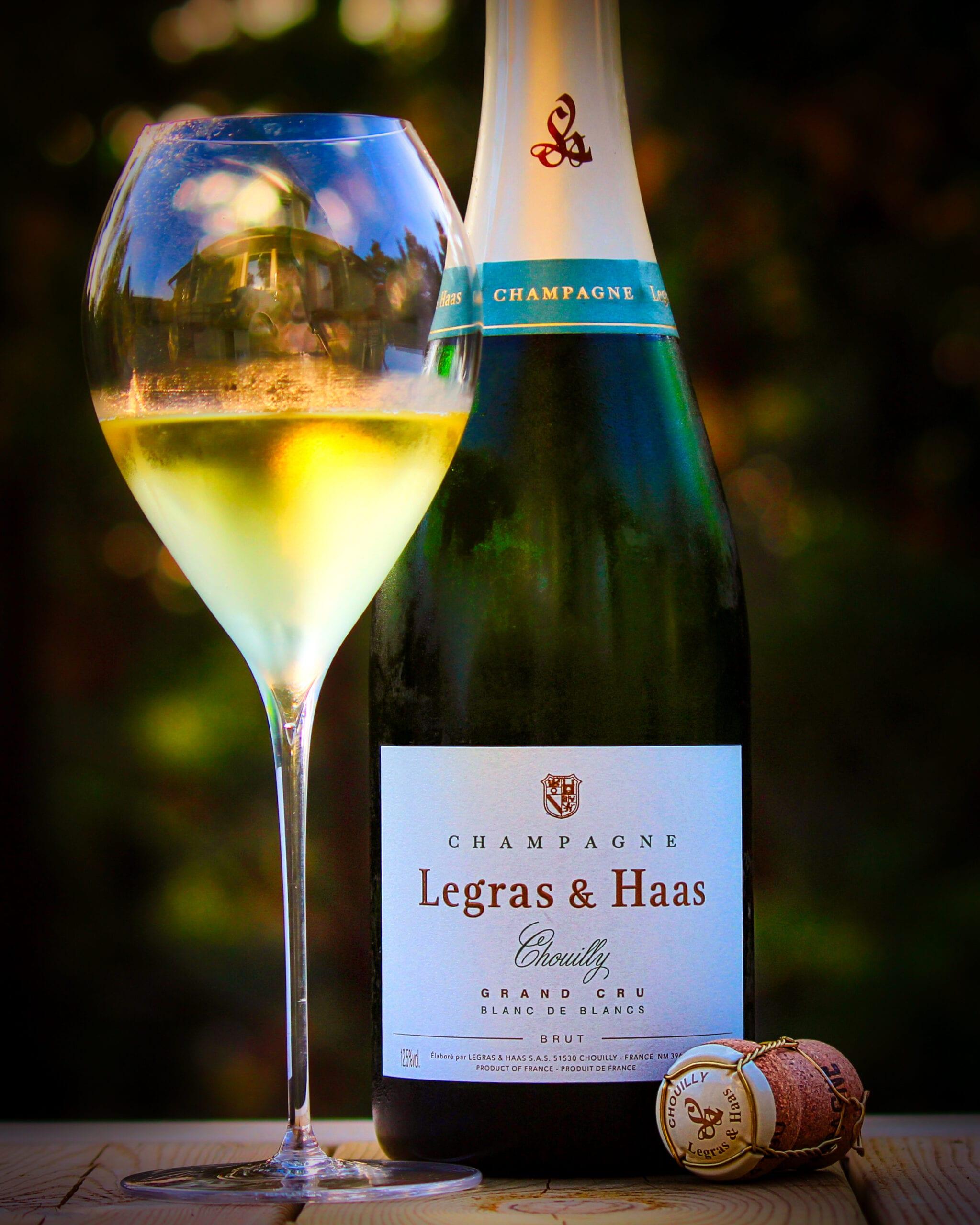 Legras & Haas Blanc de Blancs Grand Cru