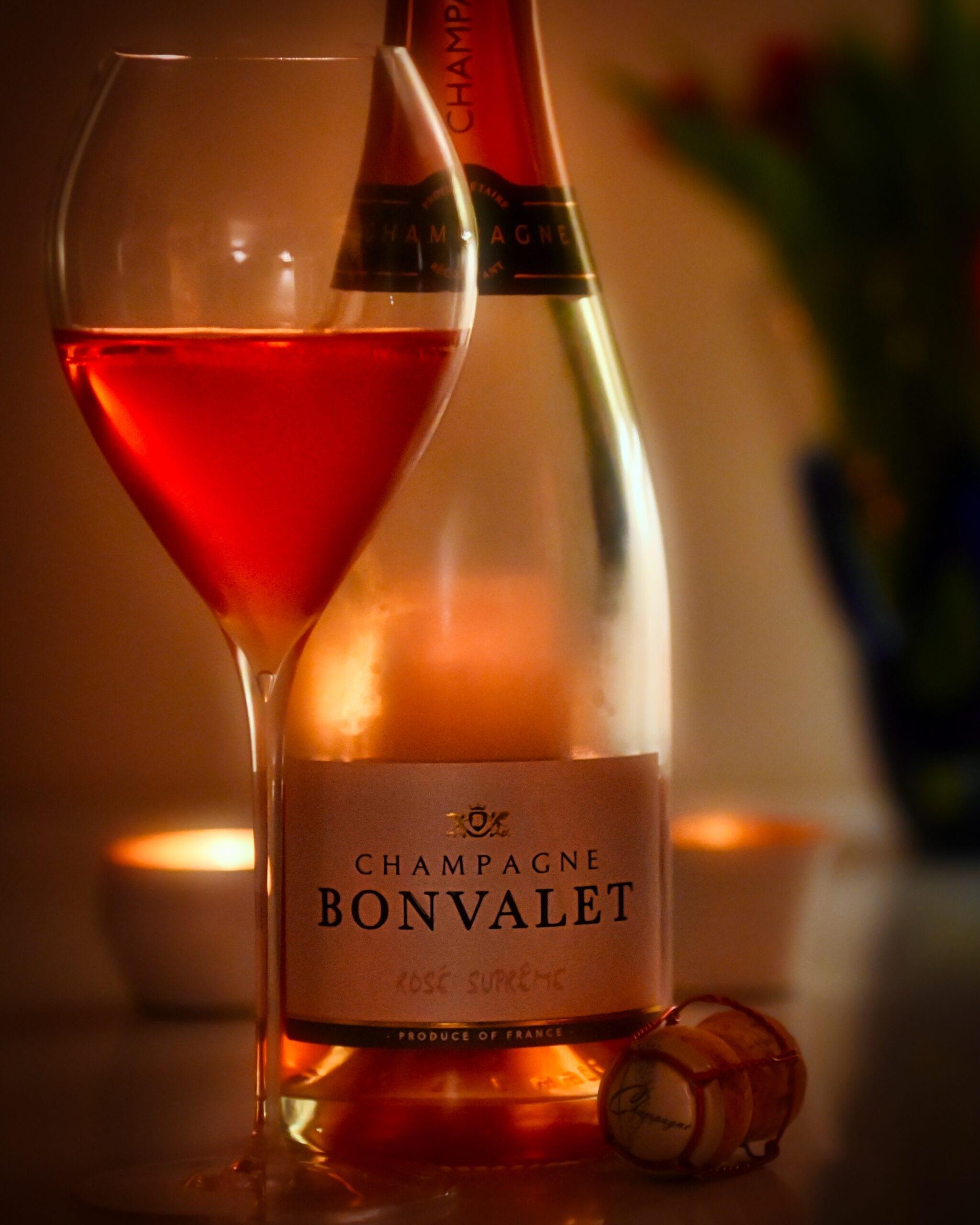 Bonvalet Rosé Suprême