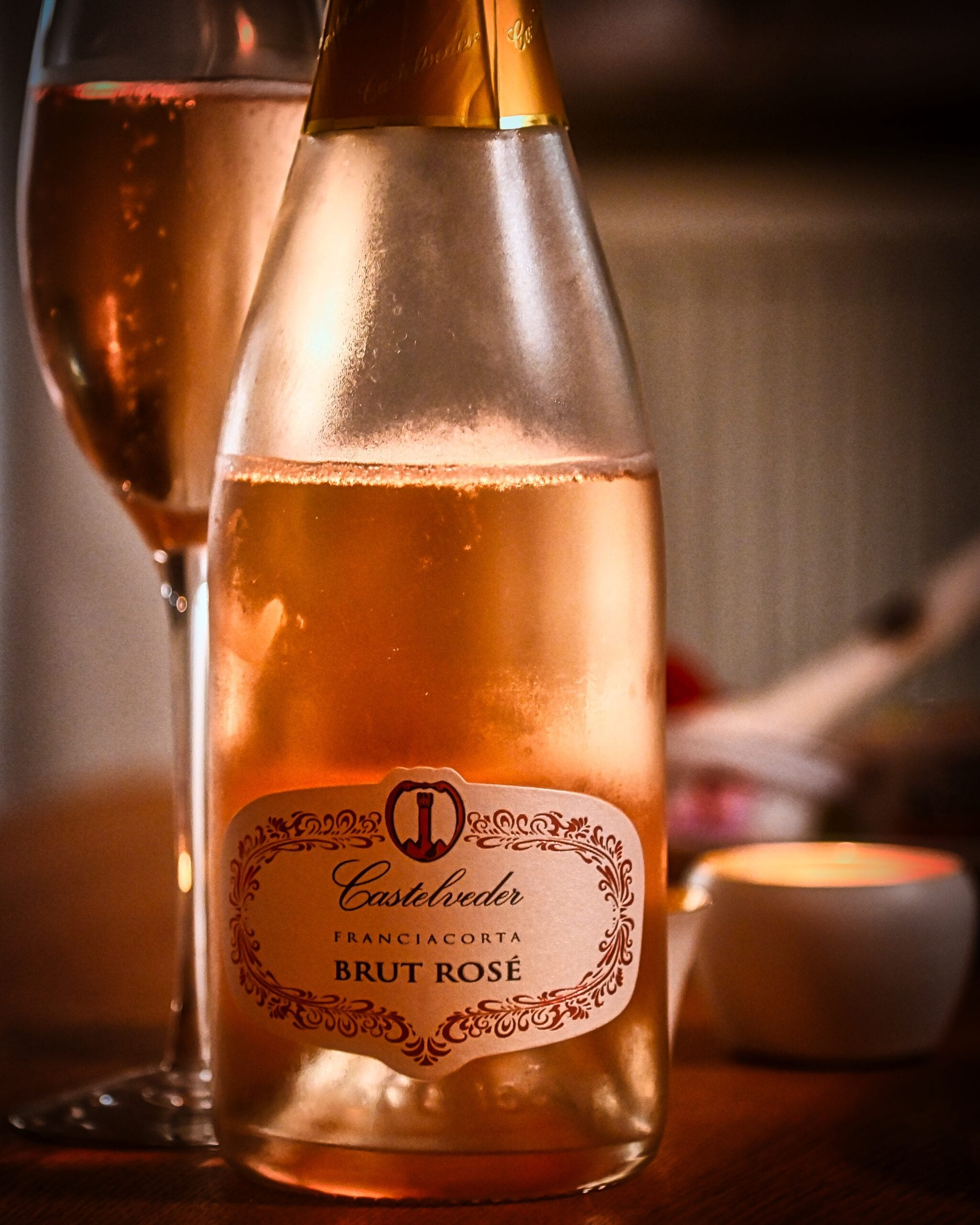Castelveder Franciacorta Brut Rosé