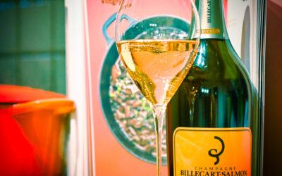 Billecart-Salmon Brut Rosé (provad 2021)