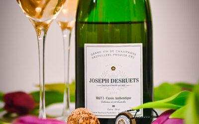 Joseph Desruets M&T I Cuvée Authentique