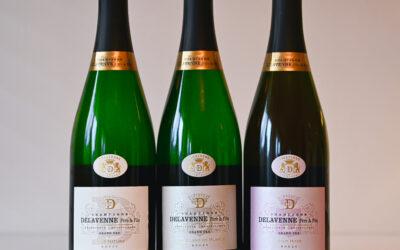 Champagneprovning Delavenne