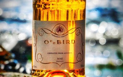 Oddbird Non-Alcoholic Sparkling Wine Rosé